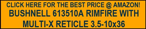 Bushnell 613510A Rimfire 3.5-10x36 Scope Button