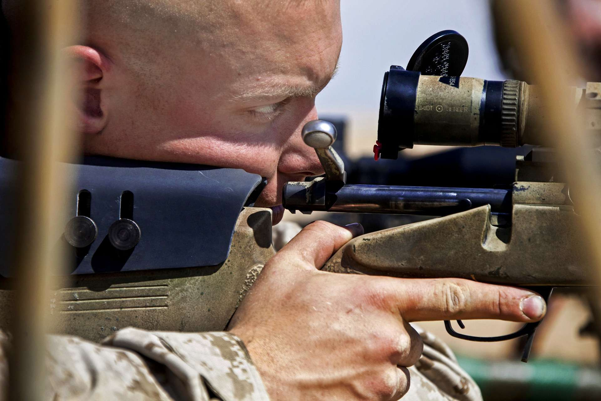Riflescope Articles